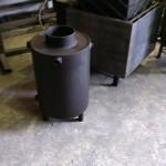 kamininis boileris